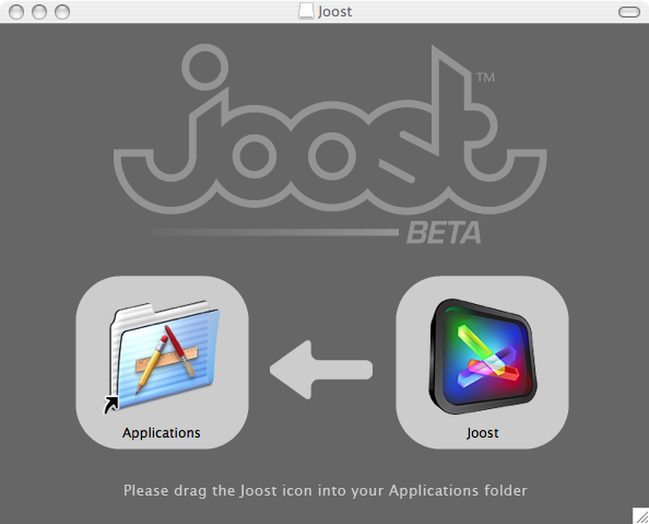 Joost for Mac