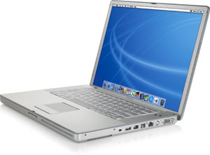 15 inches PowerBook